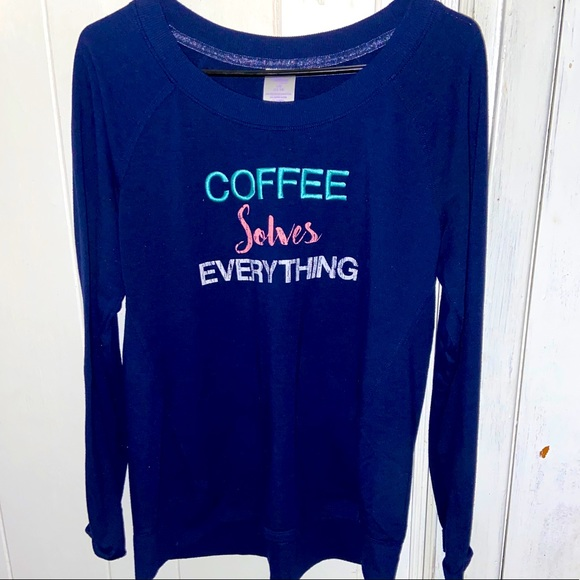 Coffee Solves Everything Tee Shirt